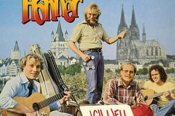 CD-Cover von 1972 bis heute