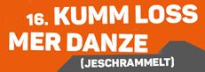 KUMM LOSS MER DANZE - JESCHRAMMELT