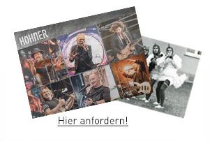 Autogramkarten der Höhner